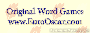 Changeable Words, page 8. Original and intelligent Word Games by Euro Oscar